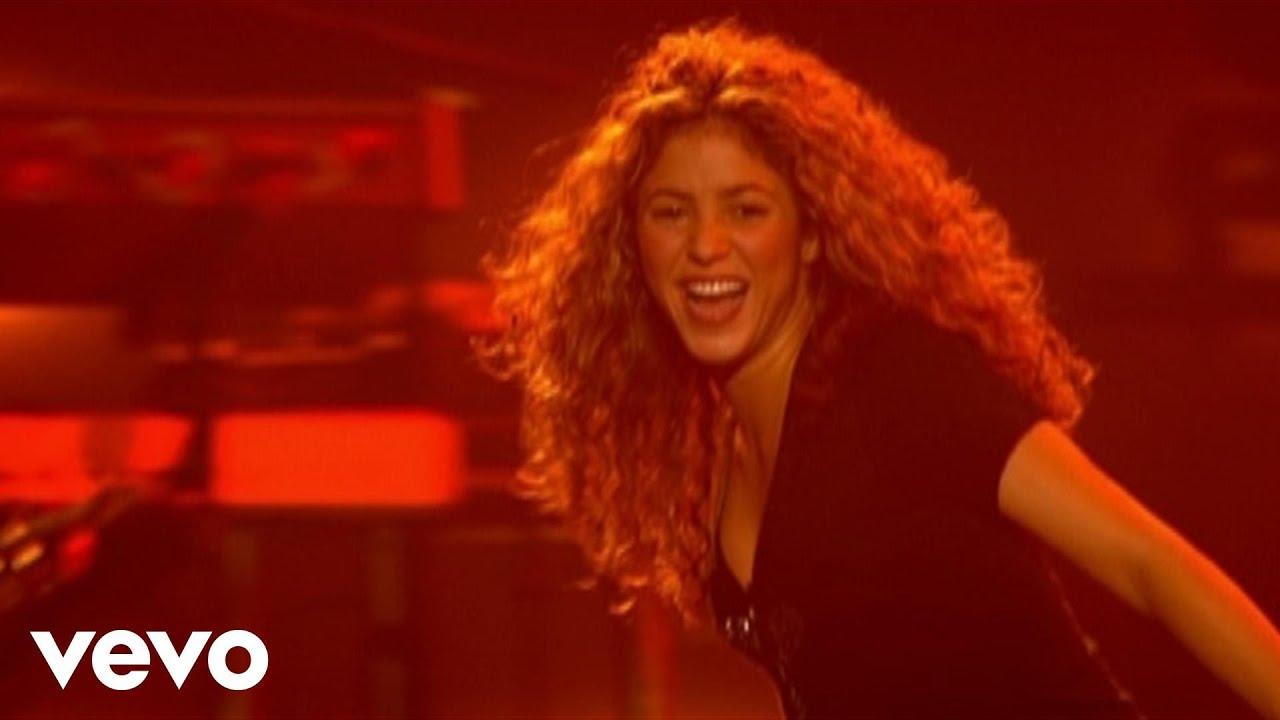 Download Shakira - Ciega, Sordomuda (Stereo)