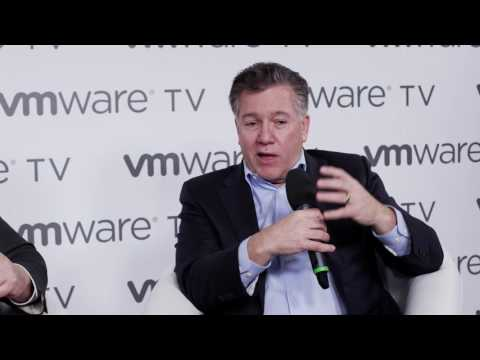 VMware @ MWC 2017 - Kevin Gilroy, EVP, Samsung Electronics America