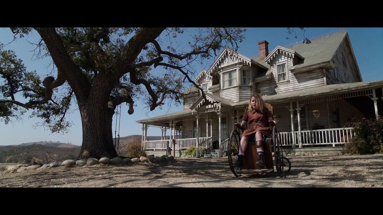 Annabelle: Creation - Official Trailer (Gr Subs)