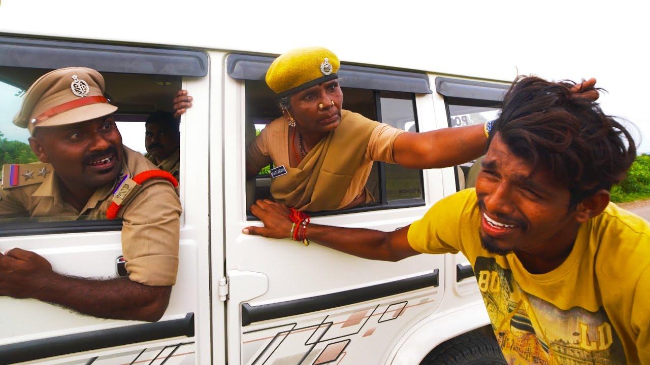 Gangavva Lockdown Incharge | My Village Show Comedy | 4K