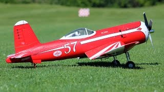 rochobby f2g super corsair high speed pnp review part 1 intro and flight