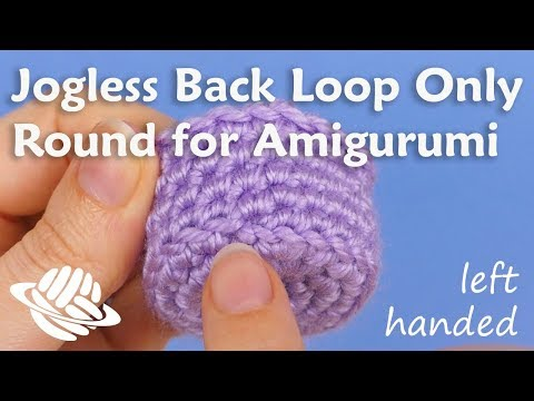 Attached (JAYGO) Single Crochet Ribbing Video Tutorial - Right and ... | 360x480