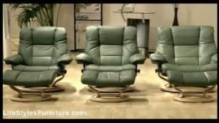 Ekornes® Stressless® At Lifestyles Furniture