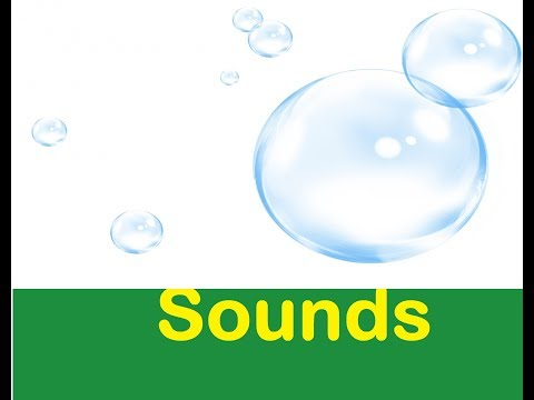 Bubbles Sound Effects All Sounds