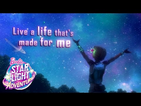 Barbie Shooting Star Lyric   Star Light Adventure  Barbie