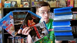 My Blu-Ray Collection Update 7/5/15 - Blu ray and Dvd Movie Reviews