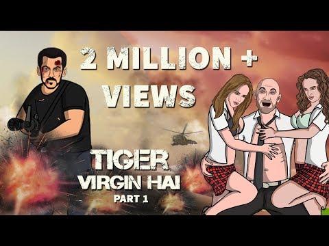 Tiger Zinda Hai Spoof Part 1|| Shudh Desi Endings