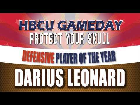 National Defensive Player of the Year: Darius Leonard