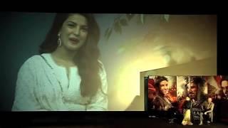 Priyanka Chopra speaks famous dialogue of Bajirao Mastani at Bajirao Mastani Trailer Launch
