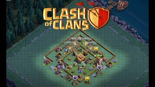 CLASH OF CLANS ( NOVO LAYOUT NA CASA DO CONSTRUTOR )