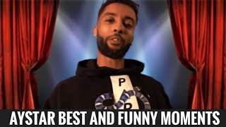 AYSTAR BEST & FUNNY MOMENTS