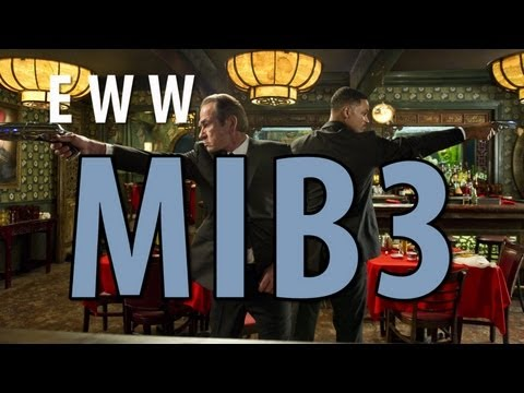 Everything Wrong With Men In Black 3 In 6 Minutes Or Less