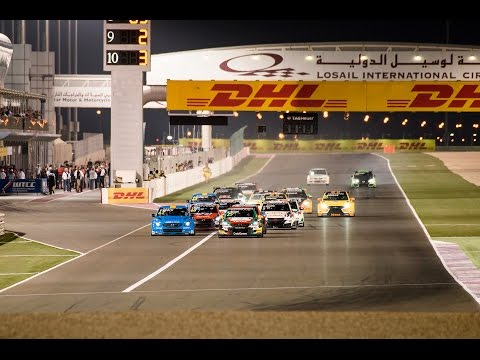 Polestar Cyan Racing – WTCC Race 11 – Losail International Circuit