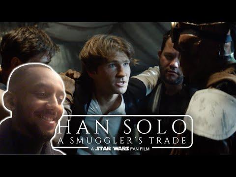 Han Solo A Smuggler's Trade (A Star Wars Fan Film) REACTION