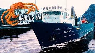King Crab Fishing on the Barents Sea! - Fishing: Barents Sea Gameplay