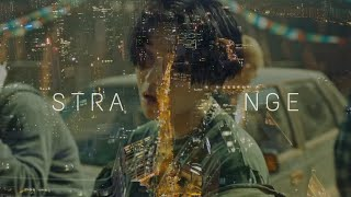 Agust D '이상하지않은가 (Strange)' ft. RM Visualiser