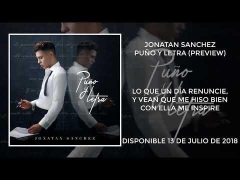 Jonatan Sanchez - Puño y Letra (Preview)