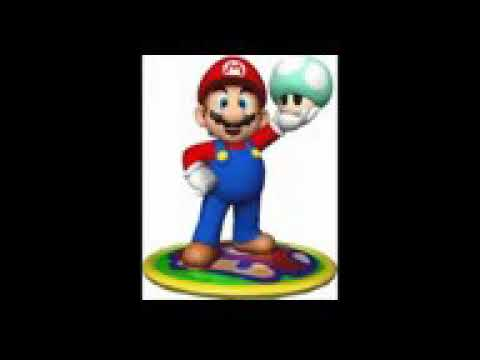 Sonido voz de Mario Bros