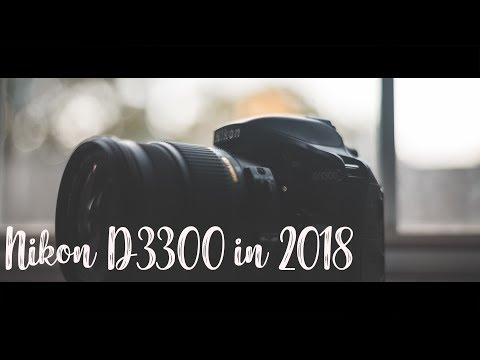 2018 Nikon D3300 Review