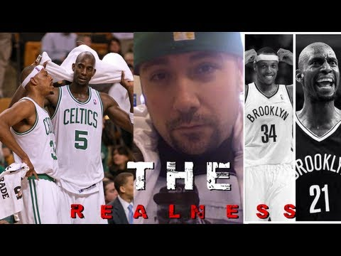 The Realness: The worst day ever.... for a Celtics fan