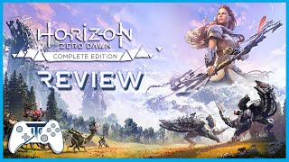 Horizon Zero Dawn Complete Edition - PC Review (Video Game Video Review)