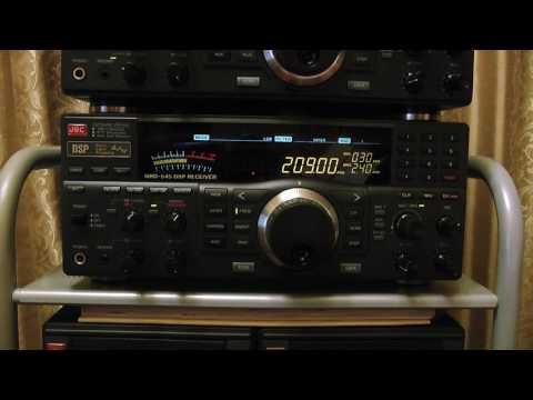 LW-DX 209kHz Mongolia Radio - Choibalsan