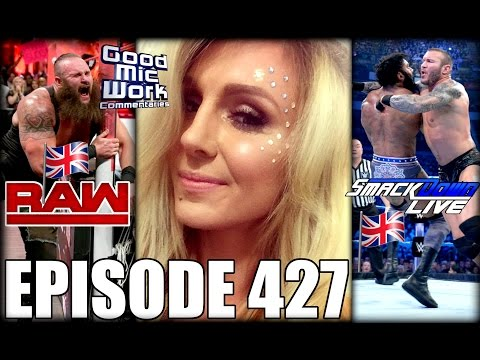 WWE Charlotte HACKED | Braun Strowman INJURED | RAW & SDLive UK Reviews | #BROKEN Matt