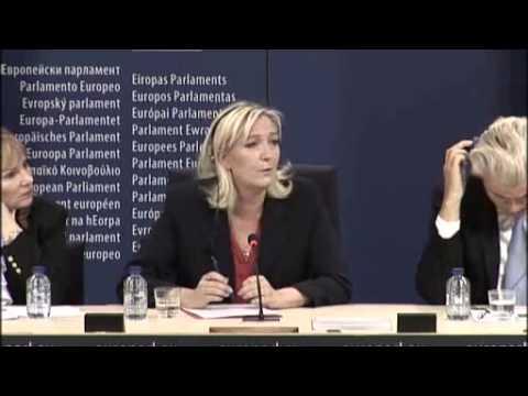 Création du Groupe ENL (Europe des Nations et des Libertés) au Parlement européen