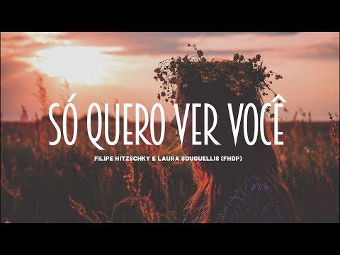 Laura Souguellis - Só quero ver Você - Playback acustico