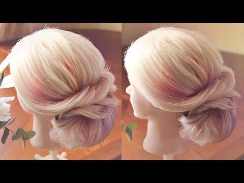 Причёска в греческом стиле - Hairstyles by REM