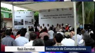 Invertirán 16mdp en carreteras de conurbación