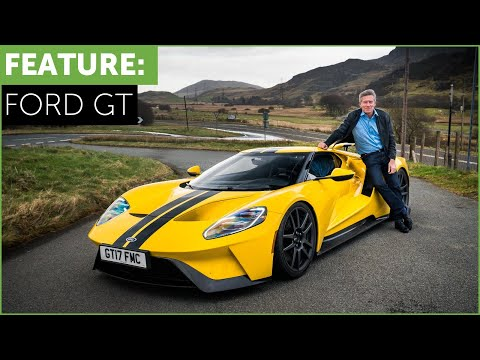 New Ford GT. Road & Track Review