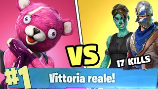 WIN ONLY VS DUO avec THE NEW SKIN sur FORTNITE