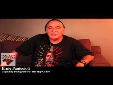 """Ernie Paniccioli - Responds to """"Stolen From Africa"""""""