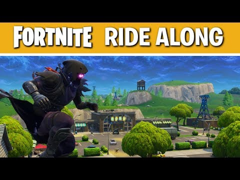 Fortnite Battle Royale Solo Tips and Tricks | Week of Retail Row #3 | Ride Along