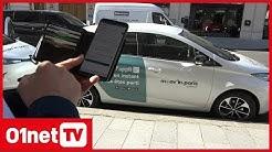 On a testé Moov'in.Paris, le service de location de voiture électrique de Renault