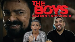 The Boys Season 1 Episode 3 'Get Some' REACTION!!