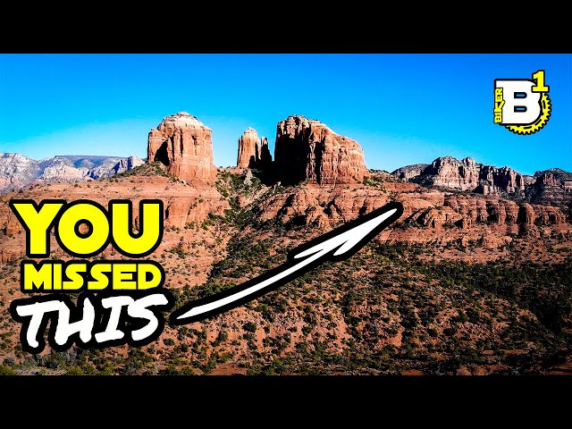 You won't believe your Eyes! - 2021 Sedona Mountain Bike Festival
