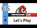 Production Line Ep 8: Body Shop - Early Alpha, Let's Play, Gameplay 1.0+