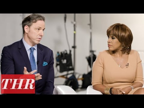 Jake Tapper, George Stephanopoulus, Gayle King & More! New York New Anchor Roundtable | THR