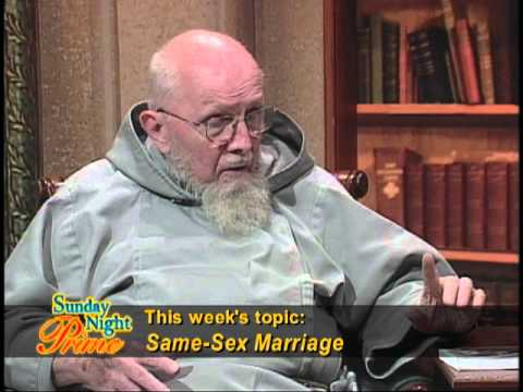 Sunday Night Prime - Same sex marriage - Fr. Groeschel with Archb Timothy Dolan - 08-07-2011