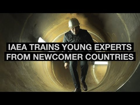 IAEA trains young experts from newcomer countries