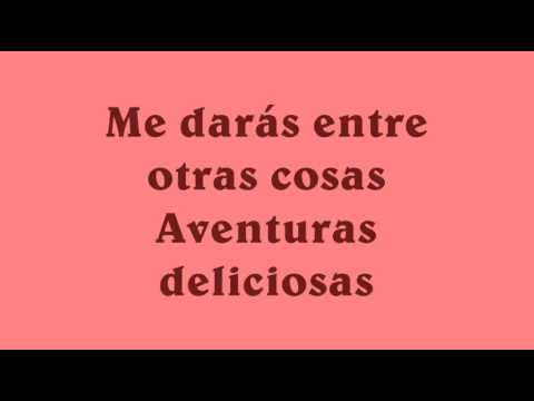 Jeremias - Poco a Poco (Lyrics, Letra)