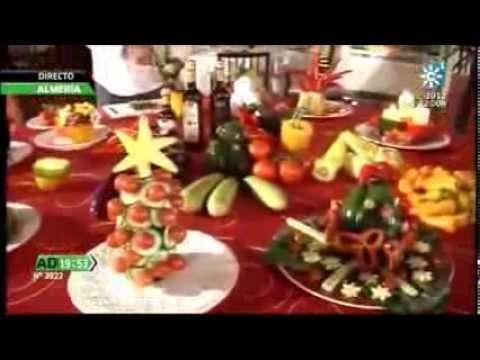 C mo decorar tu mesa de celebraci n con hortalizas de for Como decorar una mesa