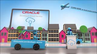 What is a Project in Oracle Developer Cloud Service? video thumbnail