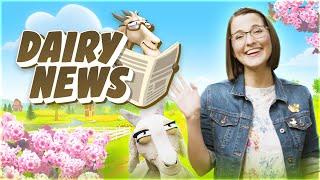 Hay Day Dairy News: Spring Update!