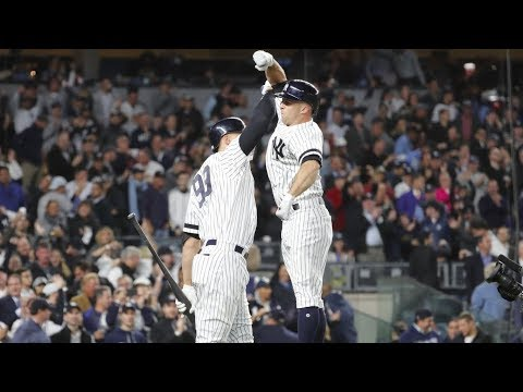 Minnesota Twins vs. New York Yankees Highlights | 2017 AL Wild Card Game
