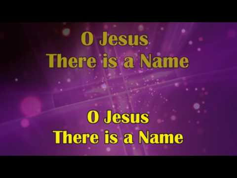 There is a Name   Byron Cage  (LIVE) HD Lyrics video