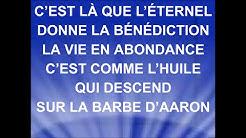 LOUEZ L'ÉTERNEL -  Cantique Baule & Same