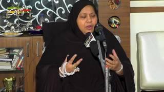 Mohtarma Naaz Afshan Rizvi | Majlis-e-Aza | 13th Safar 1438-2016 | Lucknow